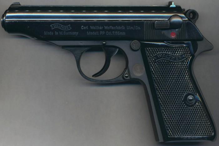 Об этом пистолете Великой Отечественной никто никогда не слышал