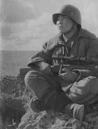 Нанайский снайпер-виртуоз