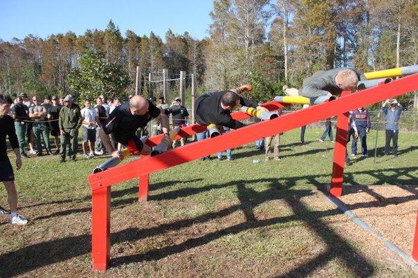 Как бойцы группы «А» сражались за приз во Флориде
