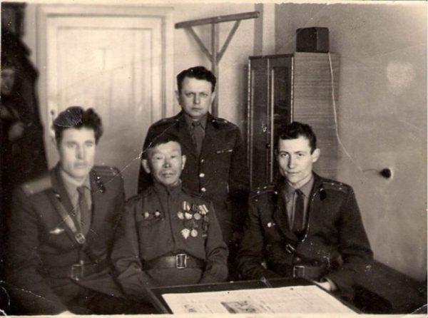 Забайкальский мужик объявил фашистам личный «дайн-тулугуй»