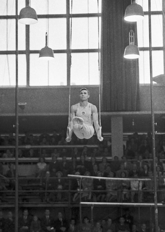 Гимнаст из концлагеря