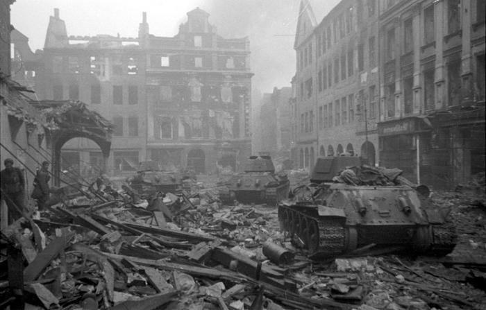 Кровавые битвы Второй мировой