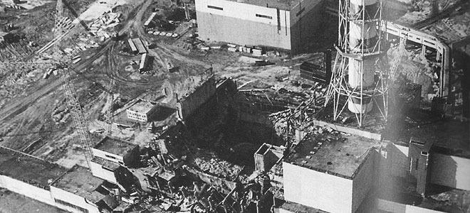 Вертолетчик-ликвидатор Чернобыльской аварии: приборы стали странно барахлить...