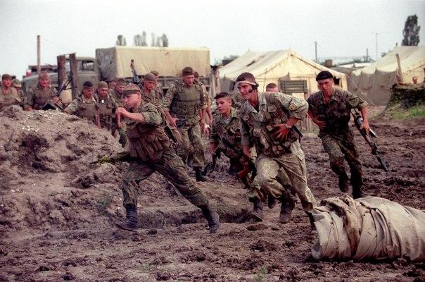Армейская считалочка