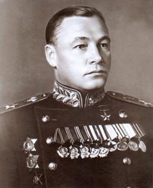 Первый адмирал Советского Союза Кузнецов Николай Герасимович