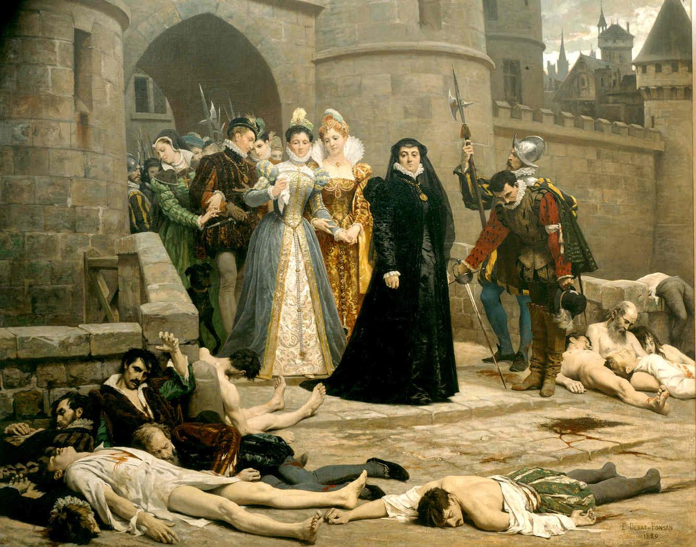В 1570 е гг кальвинисты консолидировались в новое религиозное течение