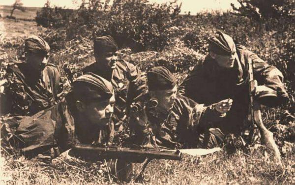 Легендарный разведчик Карельского фронта