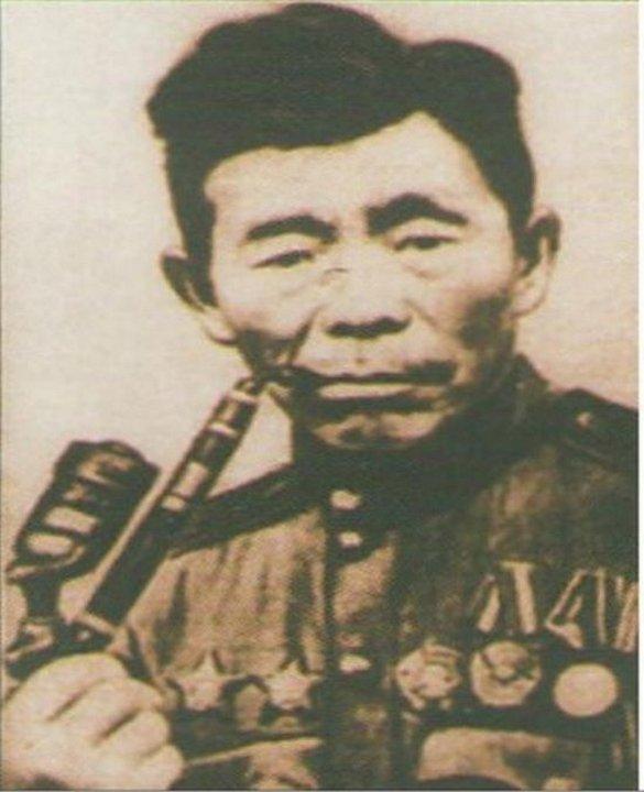 Сибирский снайпер Семен Номоконов, уложивший 360 фашистов