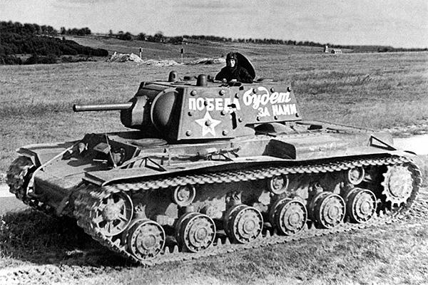 Битва у Войсковицы: КВ против 22 немецких танков
