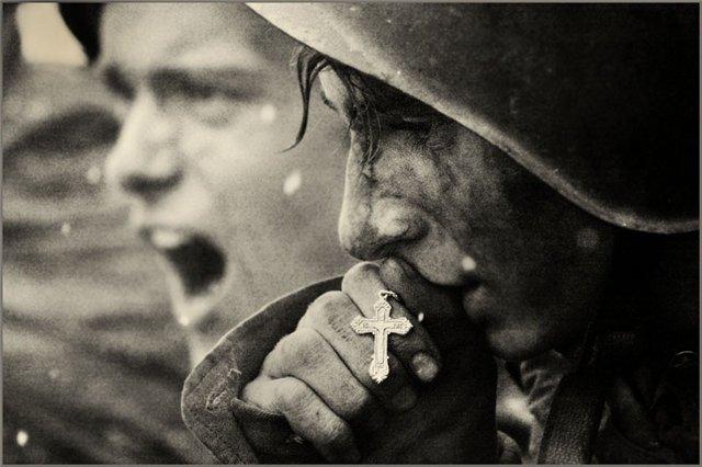 Воспоминания Ветерана: Я никого не простил...