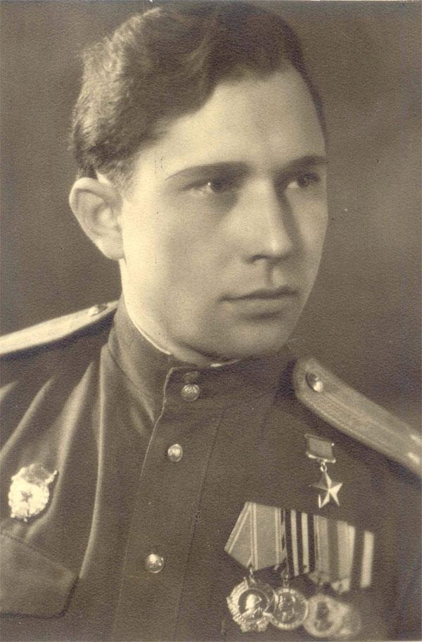 Василий Галушкин – 17-летний Герой Советского Союза