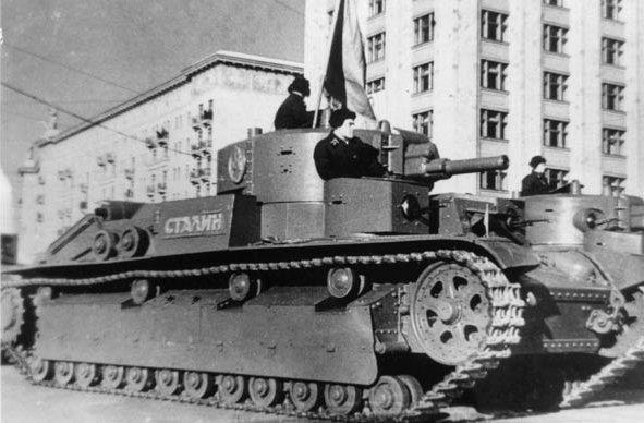 Про один Советский танк в оккупированном Минске