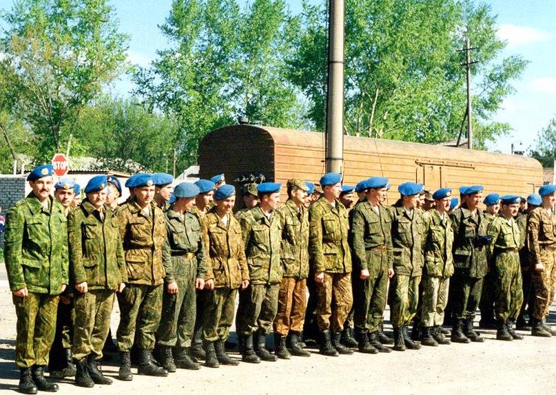 «Батальон Мужества» Святослава Голубятникова