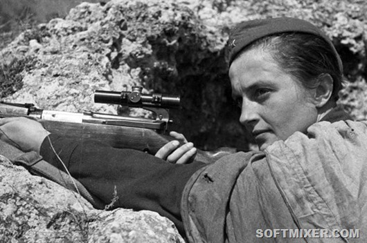 Дуэли снайперов Великой Отечественной