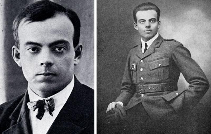 Профессиональный лётчик Антуан де Сент-Экзюпери