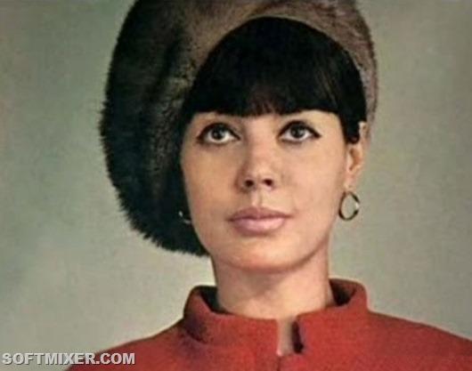 Регина Збарская: Топ-модель советской эпохи