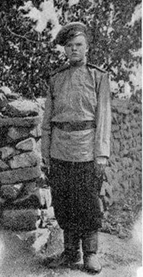 Героиня Порт-Артура, единственная женщина-солдат