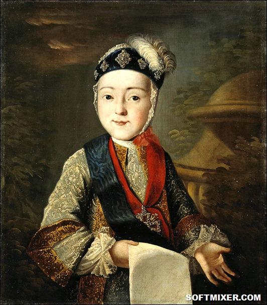 Павел I. Судьба русского Гамлета