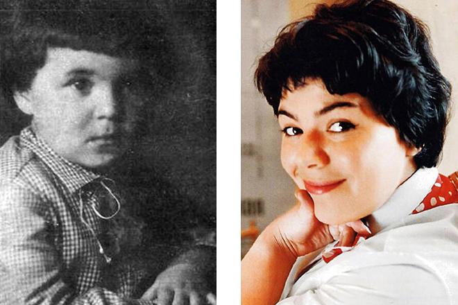 Народная певица времен Советского Союза Майя Кристалинская