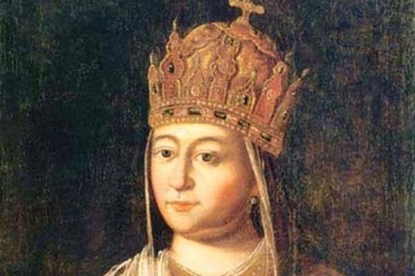 Отвергнутая царица — Евдокия Лопухина