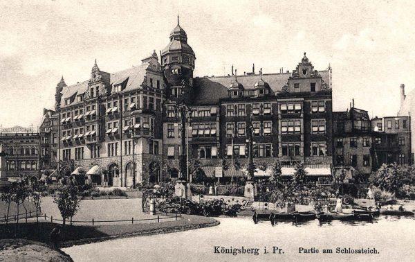 Ты уехал в Кенигсберг, а приехал в Калининград