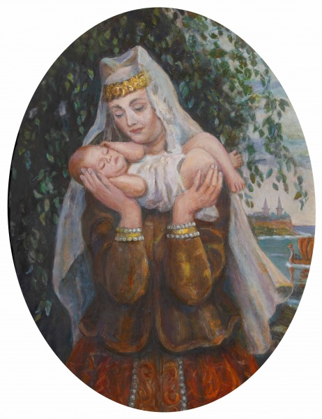 «Русский колосок» на французском троне