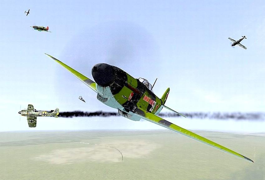 Дважды Герой Советского Союза летчик-истребитель Боровых Андрей Егорович