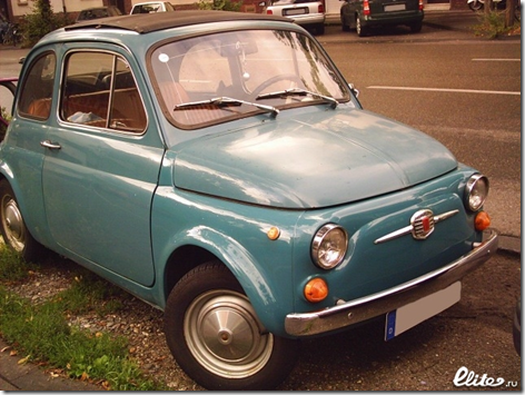 Запорожец - советский народный автомобиль