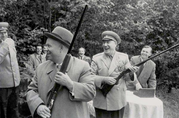 Советские командиры. Сергей Семенович Бирюзов