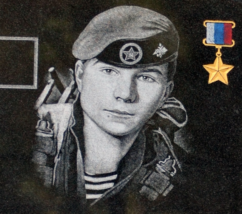 О подвиге Героя России морпеха Владимира Таташвили