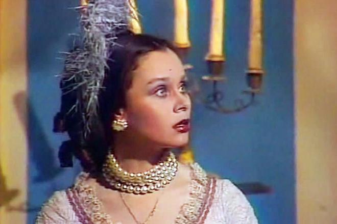 Одна из самых ярких женщин советского кинематографа