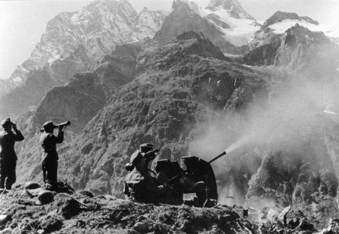 Как вермахт штурмовал Кавказ