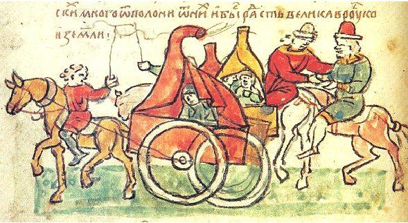 Князь Святослав: усыпил зло, великое грозою