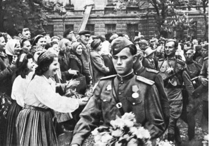 Эстонский «Железный Якоб» - Герой СССР