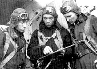 Герой Советского Союза Балюк Иван Фёдорович