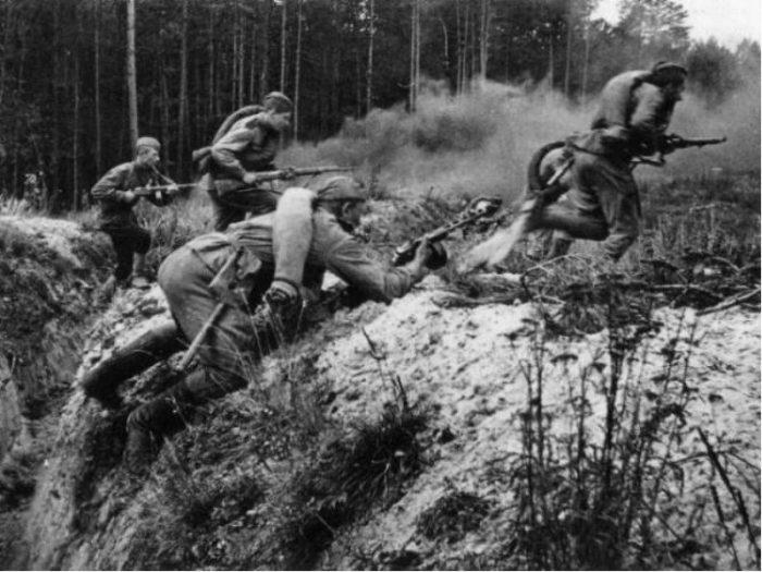 Русские солдаты глазами немецкого генерала