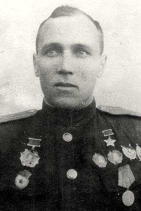Бесстрашный лётчик Иван Моторный