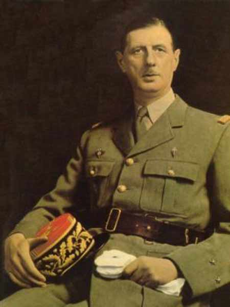 Тайны знаменитого генерала Шарля де Голля