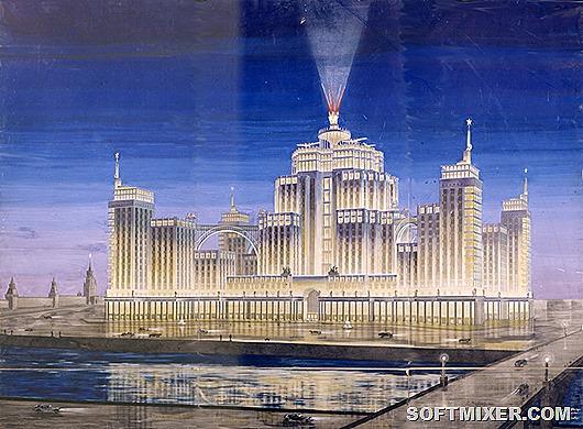"""Легендарная гостиница """"Россия"""""""