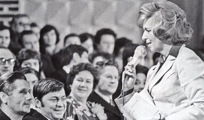 Назад в СССР: самые знаменитые женщины-телеведущие