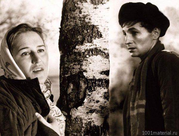 Портрет на двоих — Нонна Мордюкова и Вячеслав Тихонов