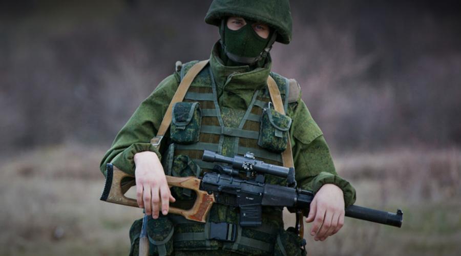 Чем воюет российский спецназ