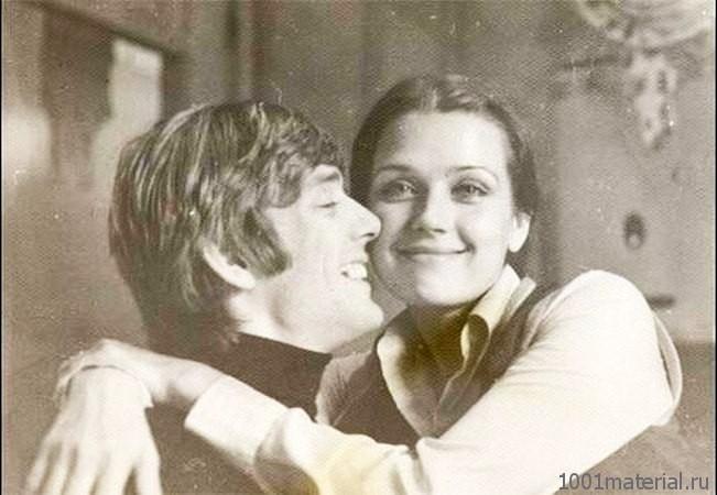 Портрет на двоих — Ирина Алфёрова и Александр Абдулов