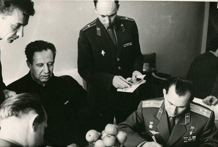 """Он сказал Гагарину """"ПОЕХАЛИ!"""""""