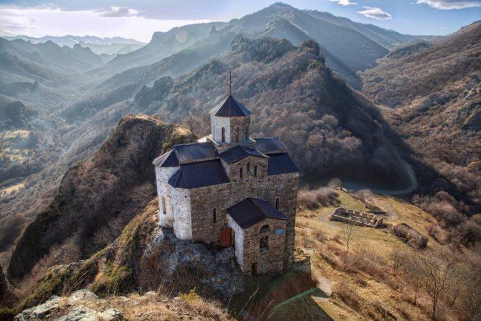 Самые старые здания России