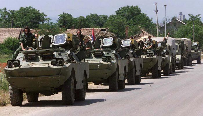 Приштина: русский десант против НАТО
