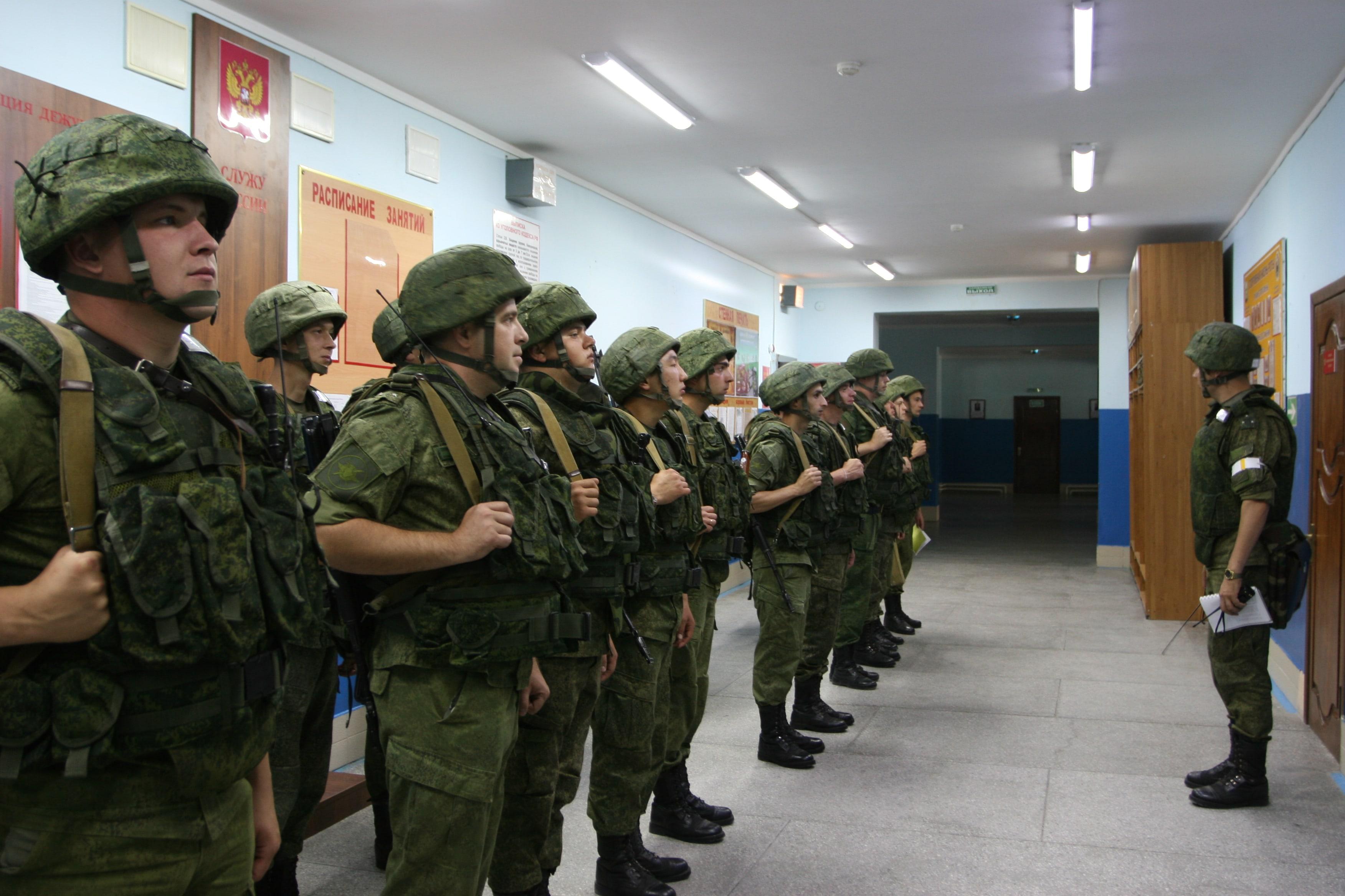 """Тренировка с подразделением антитеррора на авиабазе ОДКБ """"Кант"""""""