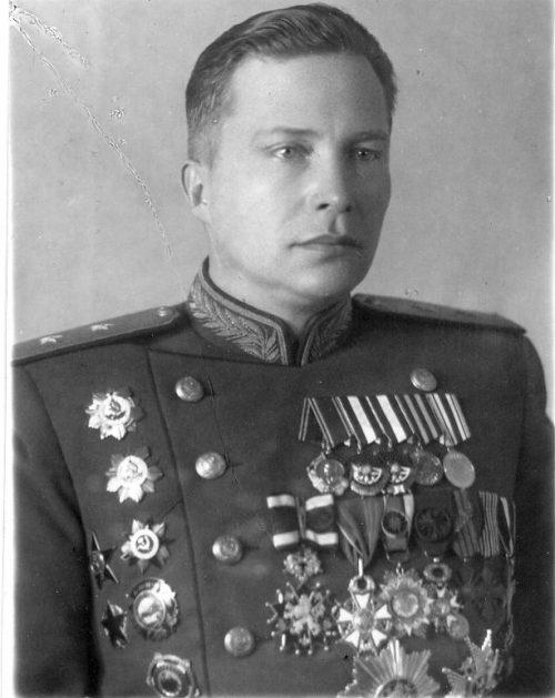 Генерал-лейтенант Славин – талантливый военачальник и искусный дипломат