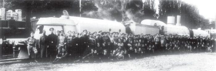 За Веру, Царя и Отечество! «Хунхуз» и другие бронепоезда царской России