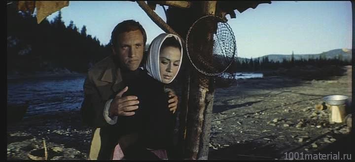 Как снимали фильм «Хозяин тайги»